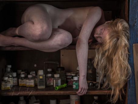 Modelos y Artistas al Desnudo