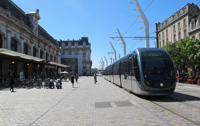 Transfert Gare / Carcans