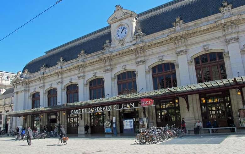 Transfert Gare / Lacanau