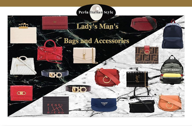 Bags and Accessories-SS19 from 50% off