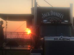 Jack Daniels Van