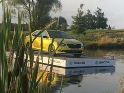 Škoda Auto Ponton Showroom