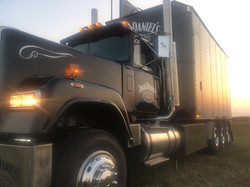 Jack Daniels Truck Mack