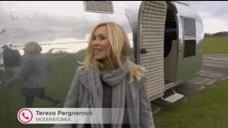 Airstream Tereza Pergnerová TV Nova