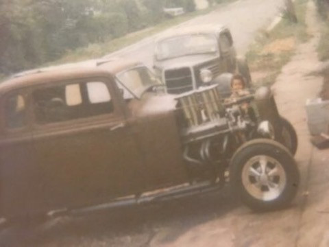 The coupe back in 1962