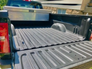 NEW BED LINER COATING