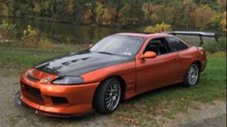 1994 LEXUS SC400
