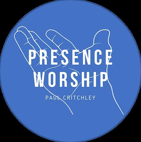 Presenceworship blue logo.png