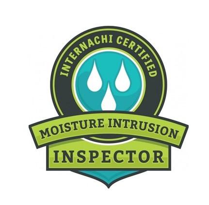 Internachi certified moisture intrusion inspector