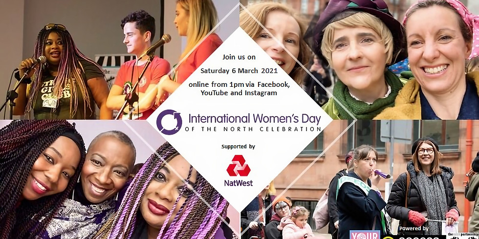 International Womens Day of the North Celebration