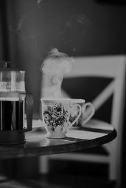 coffee and cups B&W.jpg