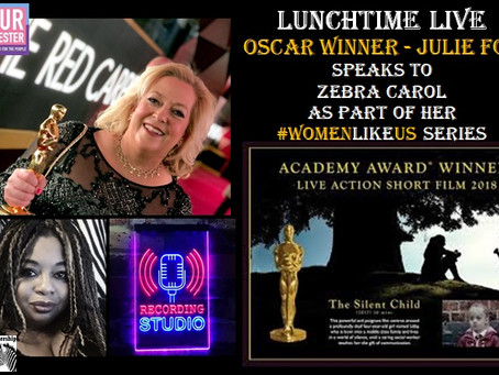 From 'Northern Lass' to the Oscars elite!