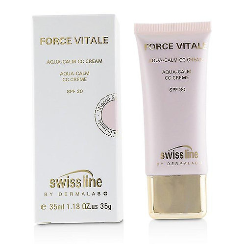 Swissline Force Vitale Aqua-calm Cc Cream Spf30 - #beige 20 - 35ml/1.18oz
