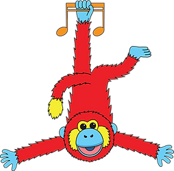Red Monkey 2 transparent.png
