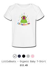 LittleBeats Baby T-Shirt.png