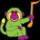 Green Monkey 2 transparent.png