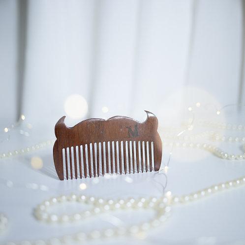 Peigne de Luxe - Moustache