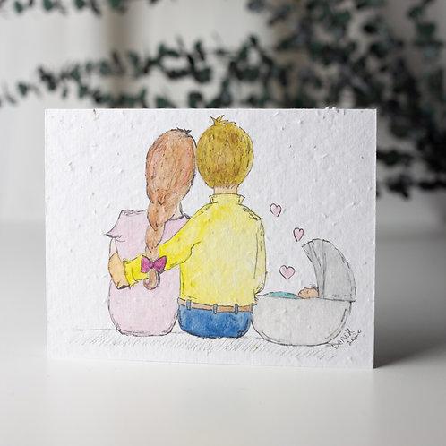 Amour - Carte