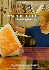 Sylvain Ley Documentaire Elisabeth Pons Lithographie