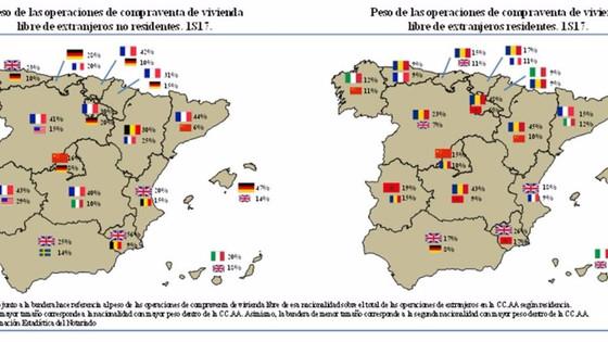 西班牙房地產海外需求量日益增加