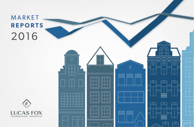Lucas Fox Market Reports 2016. From http://www.lucasfox.com