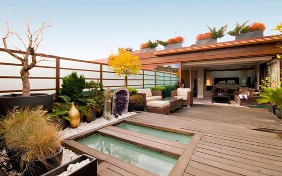 擁有露台的代價-含室外空間的樓房比一般房子貴36%
