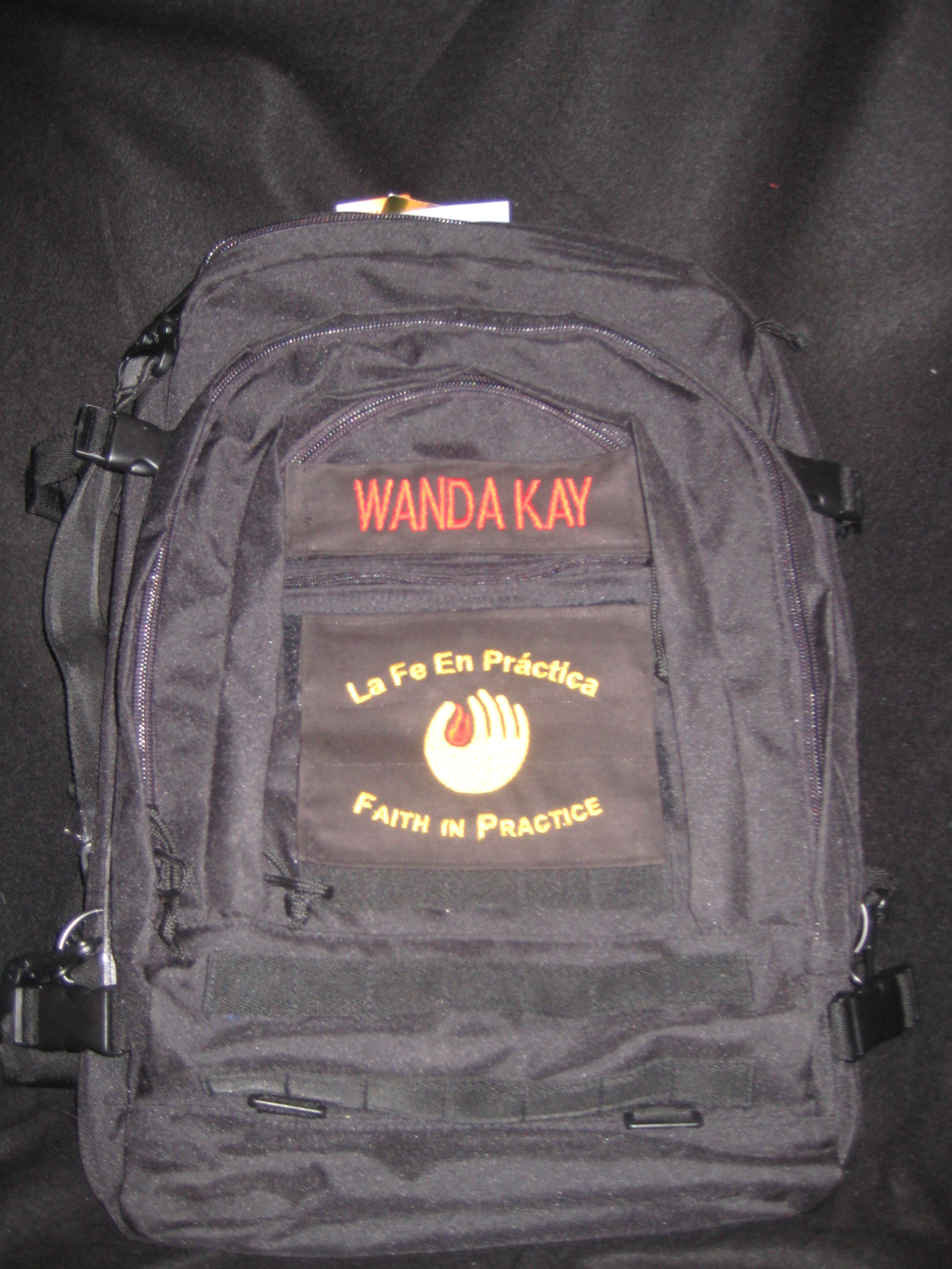 FIP backpack
