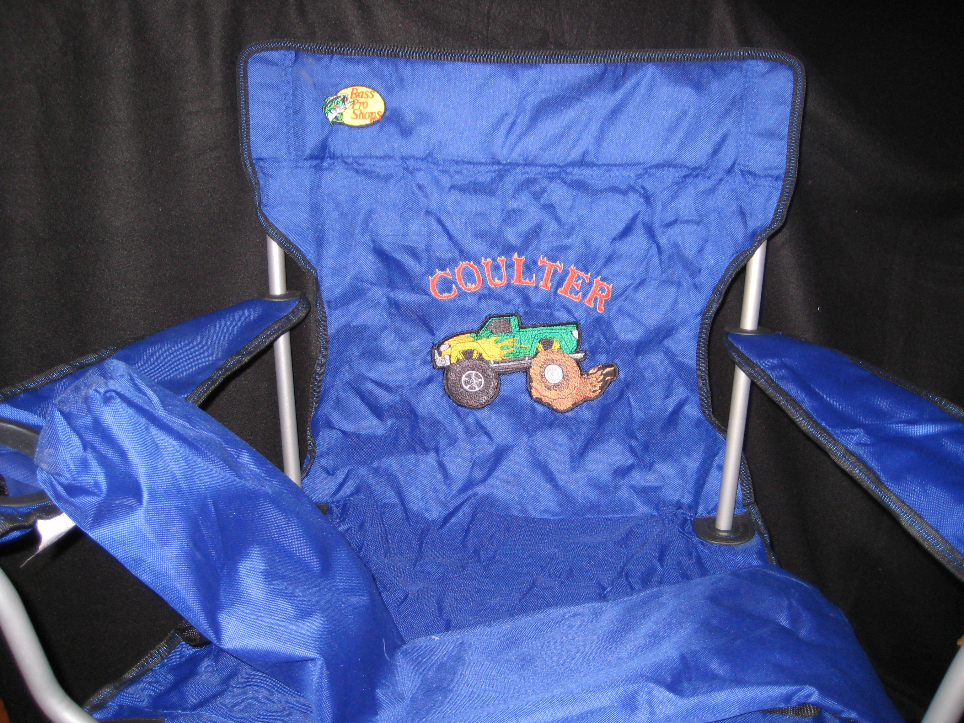 Monster Truck chair