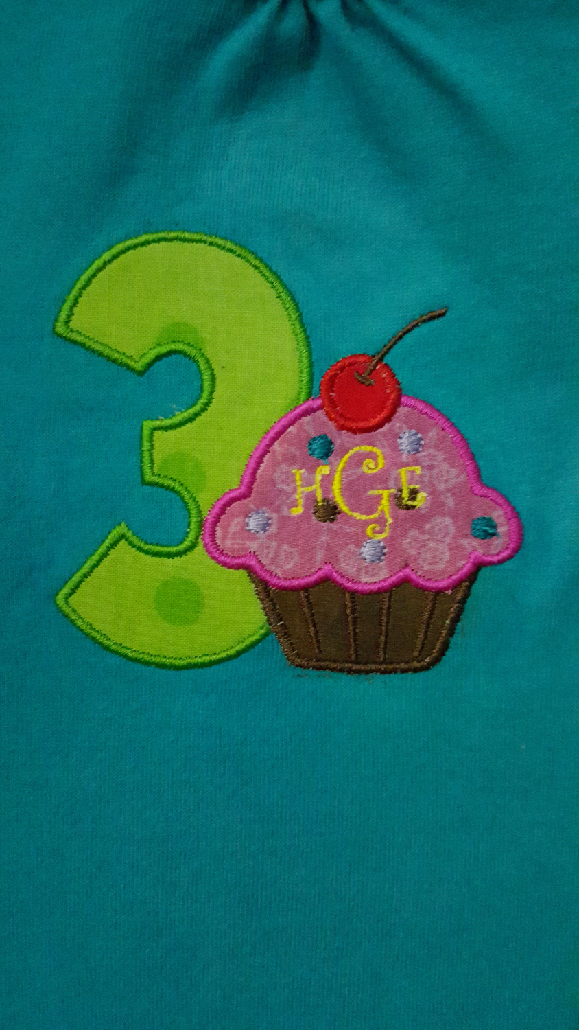 3 year old birthday shirt