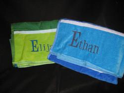 designer towels