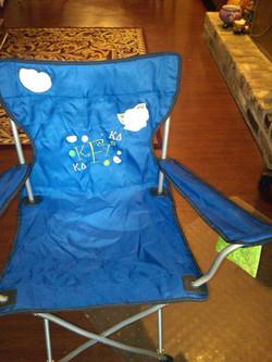 Kappa Delta chair