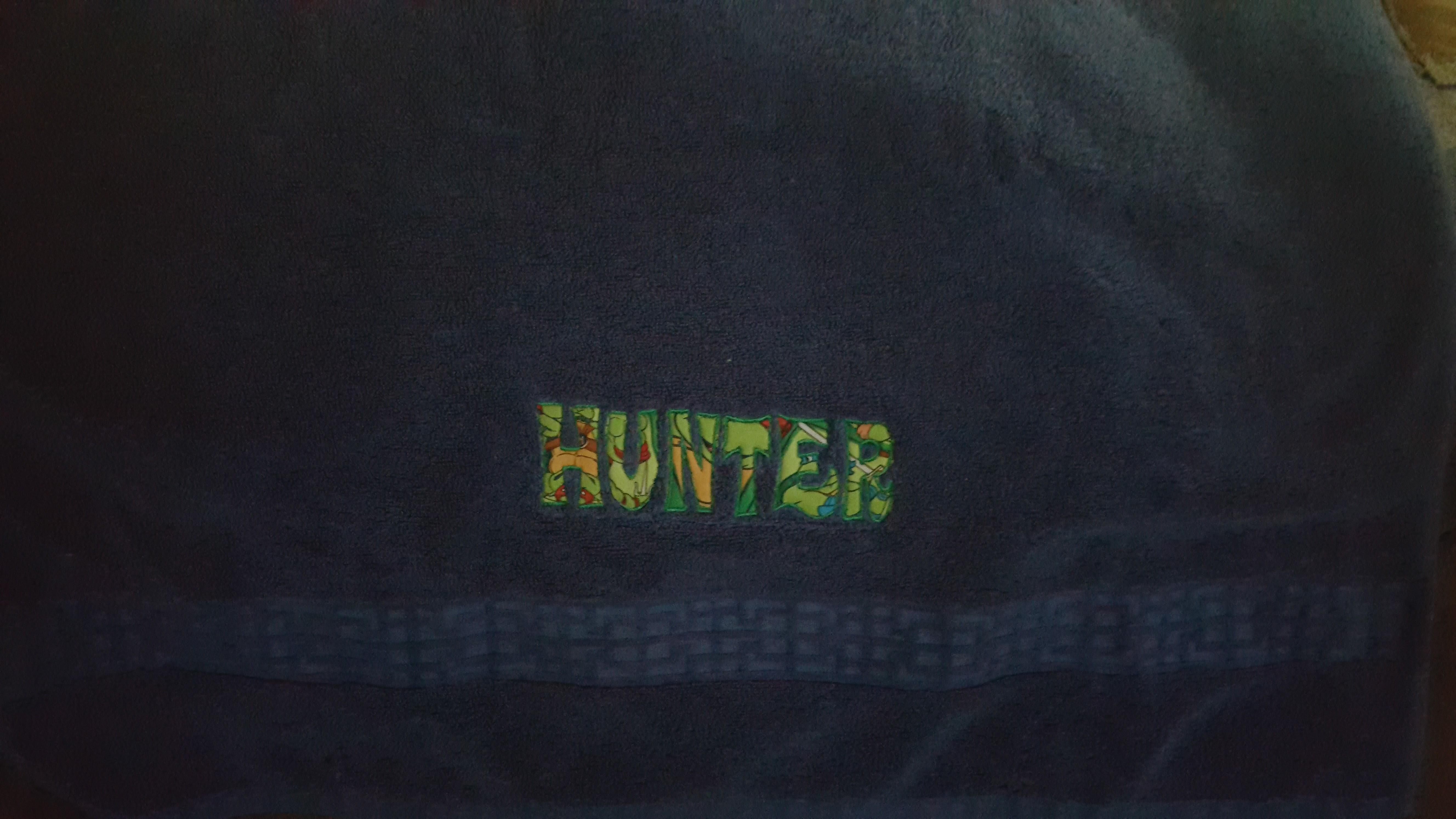 Ninja Turlte towel