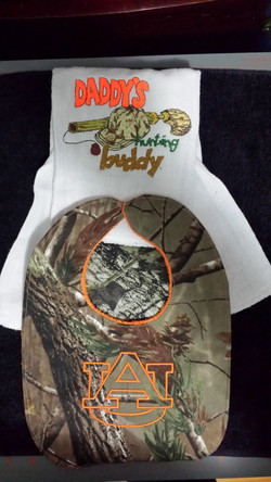Daddy's Hunting Buddy gift set