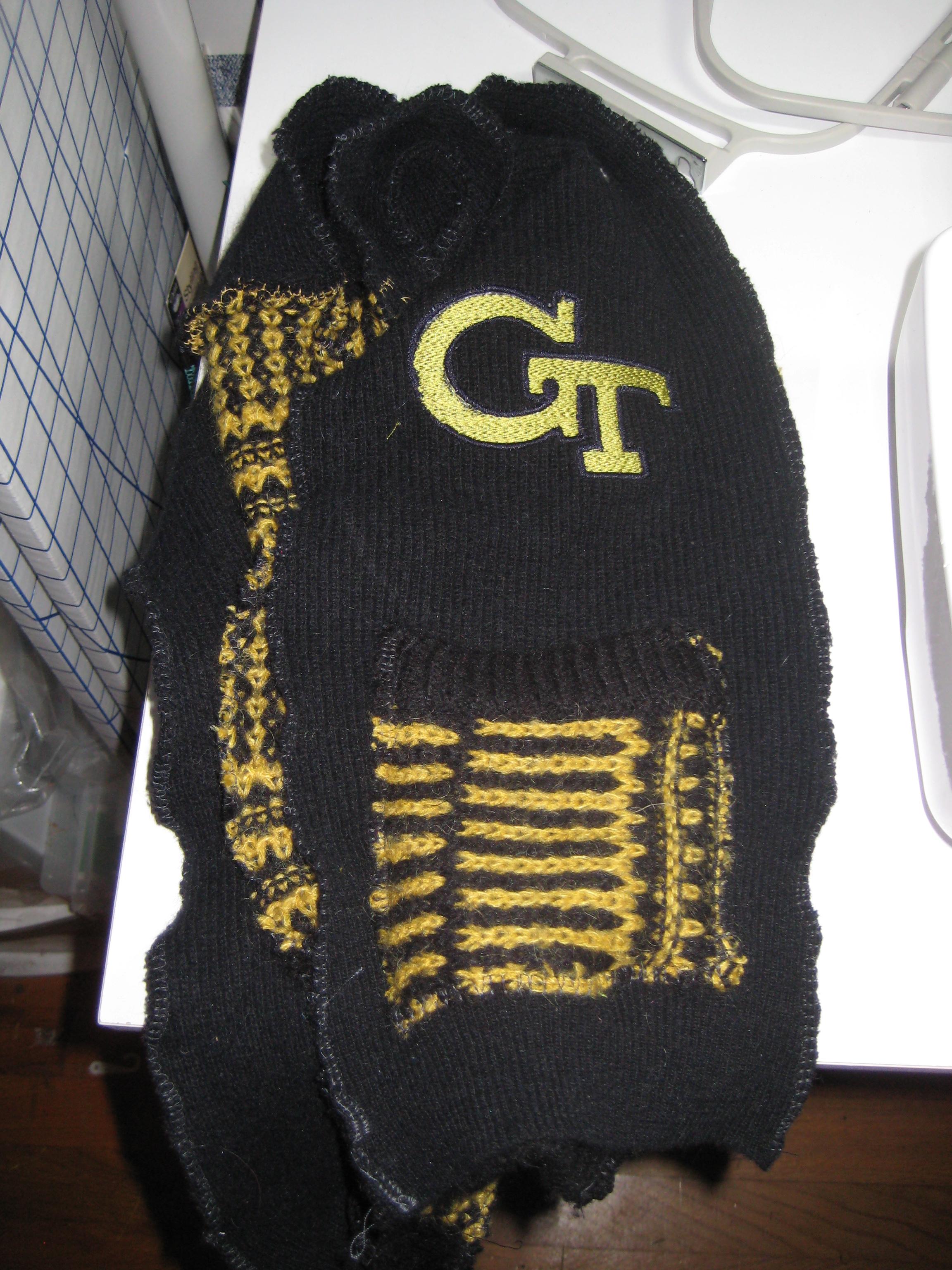 GT Scarf
