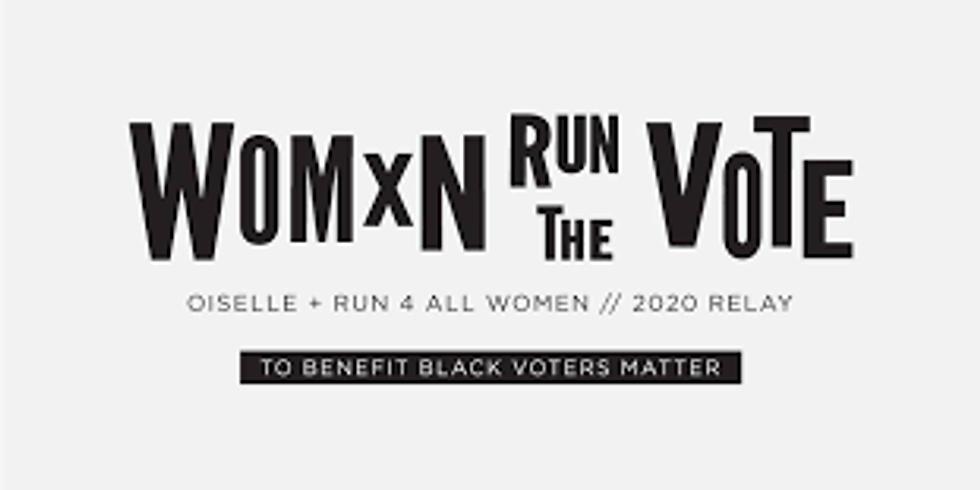 Womxn Run the Vote