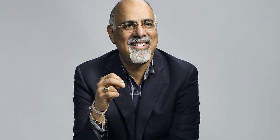 Let's Talk: How We Can Change The World w/Raja Rajamannar