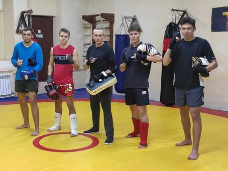 Избран новый президент федерации тайского бокса Калининградской области