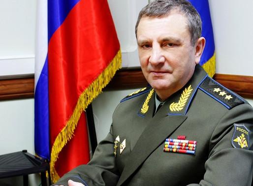 Поздравление с 65-летием председателя ДОСААФ России генерал-полковника Александра Колмакова