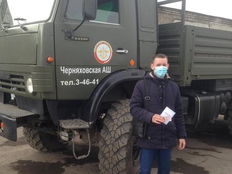 12 курсантов ДОСААФ России получили водительские удостоверения