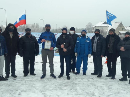 ДОСААФовская лыжня-2021