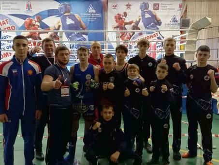 Спортсмены области прошли отбор на Чемпионат и Первенство России по тайскому боксу