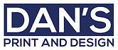 Dan's Print and Design Official Logo