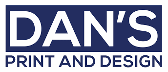 Dan's Print and Design Official Logo