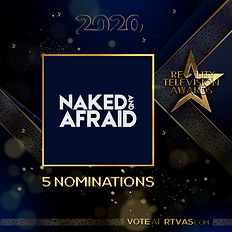 Naked and Afraid - 5 Nominations - Post.