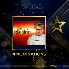 Hell's Kitchen - 4 Nominations - Post.pn