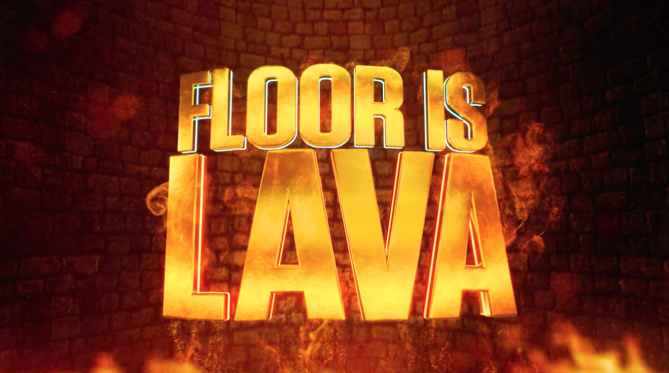 Floor is LavaLogo