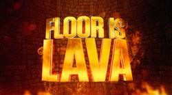 Floor is LavaLogo