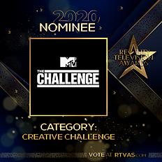 MTV's The Challenge - Creative Challenge