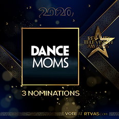 Dance Moms - 3 Nominations - Post.png