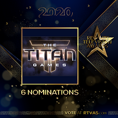 The Titan Games - 6 Nominations - Post.p